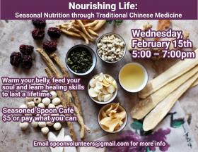 nourishing life poster