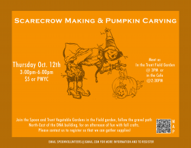Scarecrow Workshop